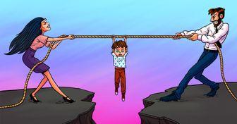 10 Erros que os pais cometem na hora do divórcio que podem arruinar a vida dos filhos