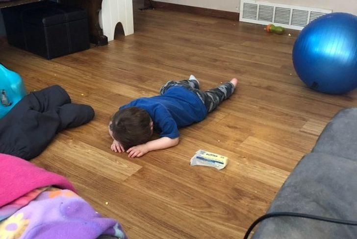 20+Provas deque crianças são anjos epestinhas aomesmo tempo