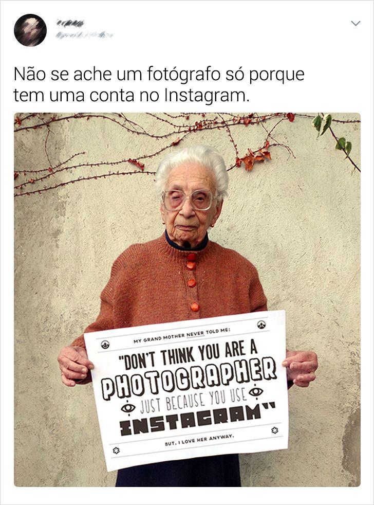 18 Tuítes sobre avós que não ligam para a idade