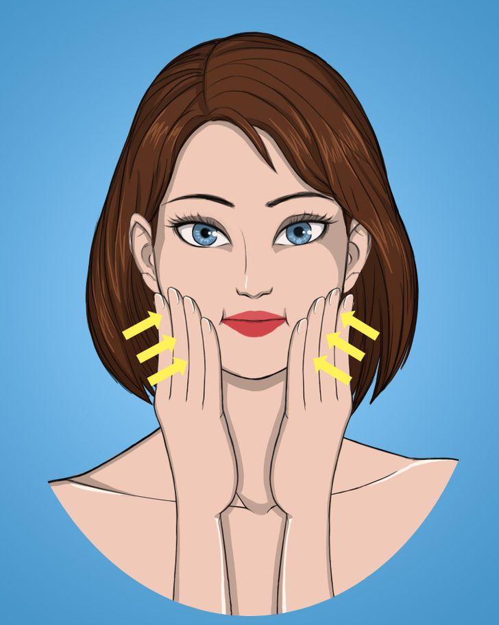 Yoga ile yüz şekillendirme