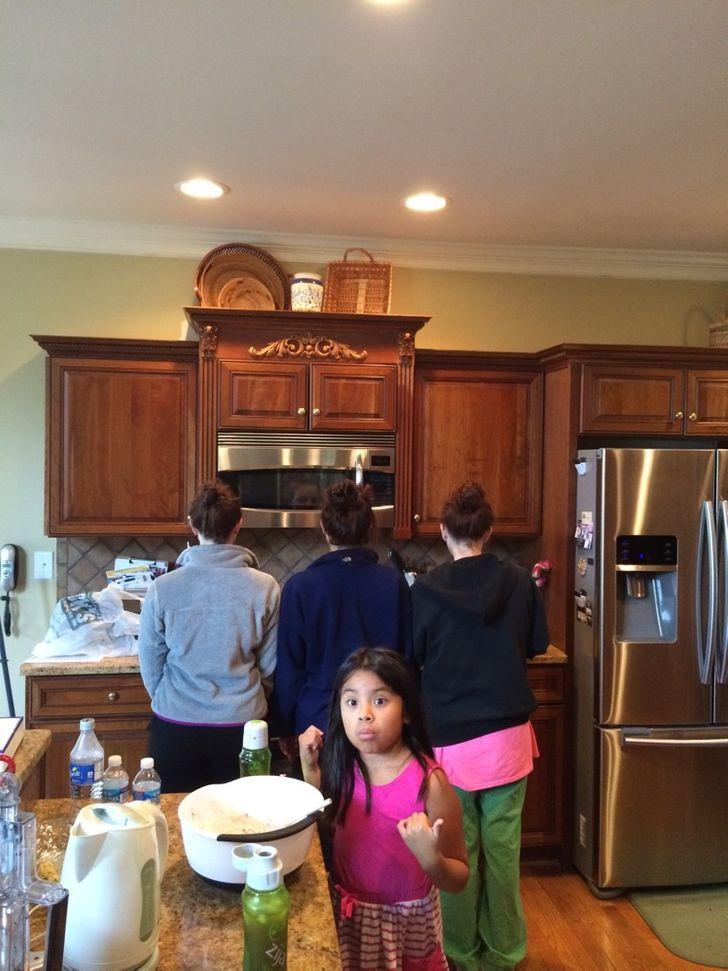 20 Fotos sobre como é importante ter senso de humor na família