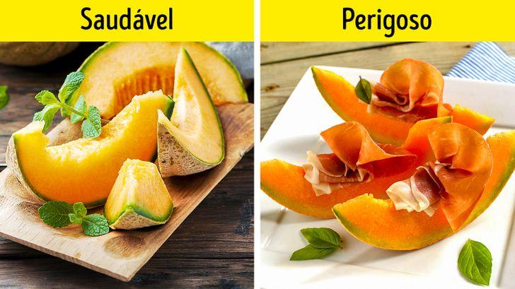 7 combinações habituais de alimentos que não fazem bem à saúde