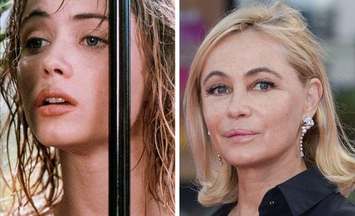 16 Belas atrizes que eram famosas nos anos 1980 e 1990, mas hoje estão esquecidas