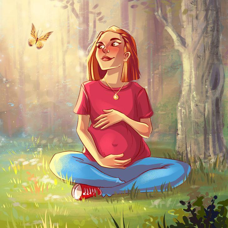 O que é estimulação pré-natal e como você pode praticá-la?