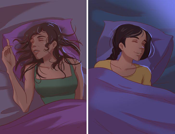 8 Hábitos diários que podem prejudicar o seu sono