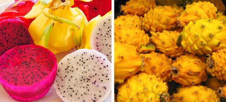 As peculiaridades destas 9 frutas nos fazem perguntar se elas são mesmo deste Planeta