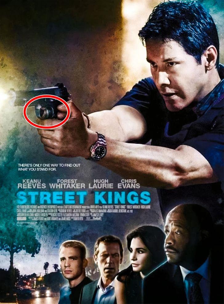 20+ Erros em cartazes de filmes que chamaram mais a atenção do que os próprios filmes