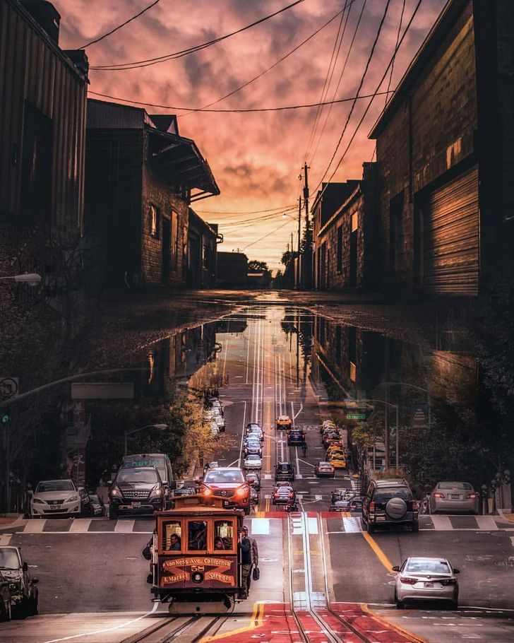 Artista usa fotografias para criar novas realidades que precisamos olhar várias vezes para conseguir entender