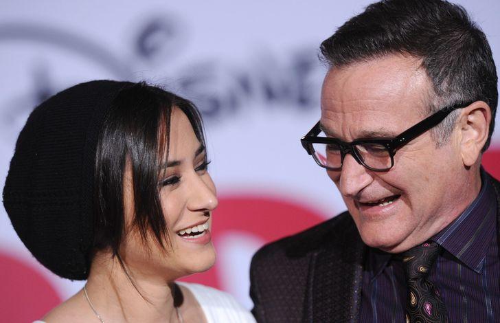 Filha de Robin Williams encontra fotos tocantes do pai, emocionando milhões de pessoas