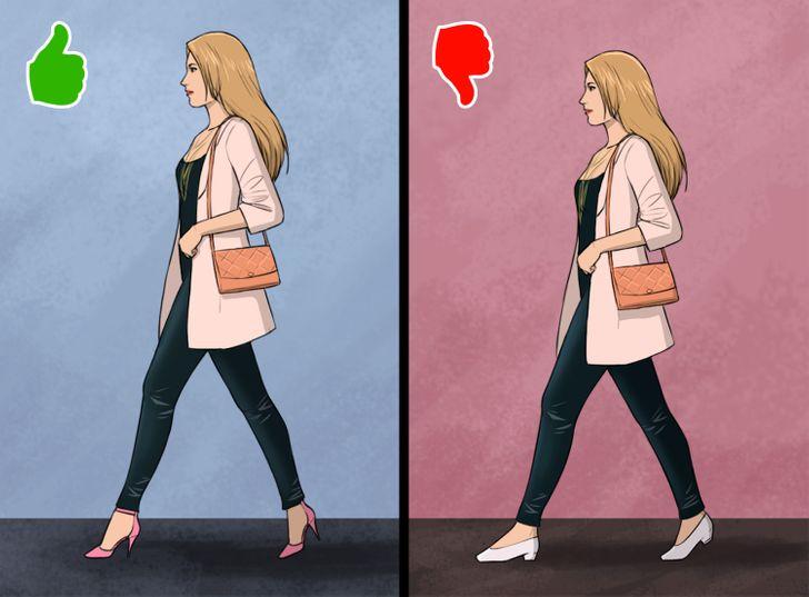Uma consultora de imagem conta os 5 aspectos a considerar antes de comprar sapatos