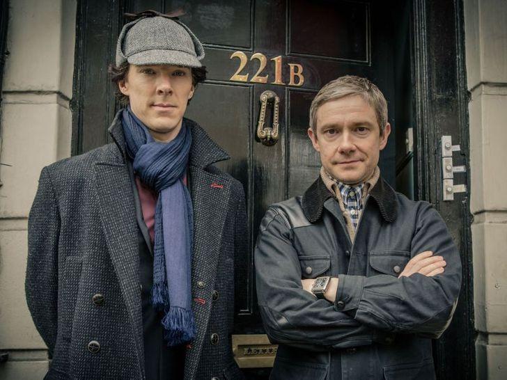 10+ Fatos curiosos sobre o versátil ator britânico Benedict Cumberbatch