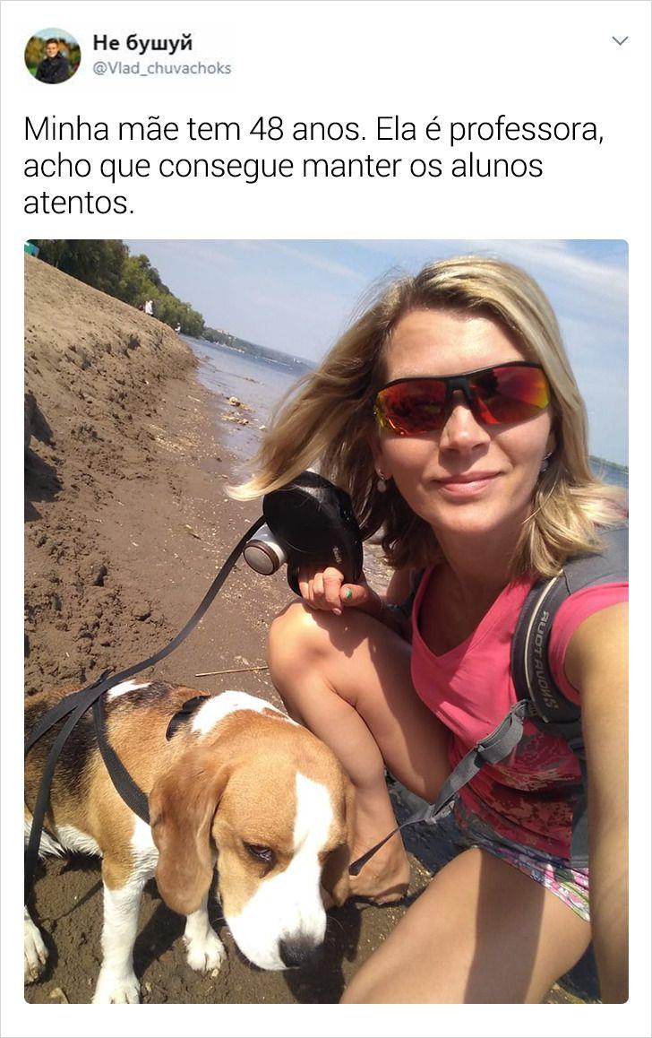 """Garota lança """"concurso de beleza"""" de mães mais bonitas do Twitter"""