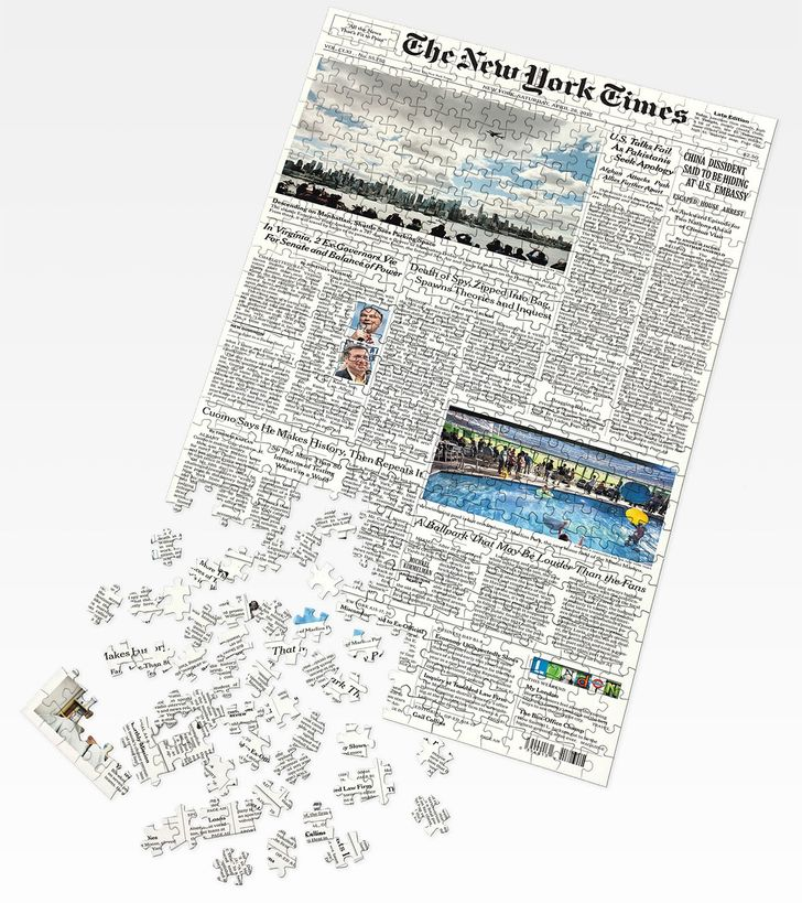 16 Desafiadores quebra-cabeças que testarão a sua paciência
