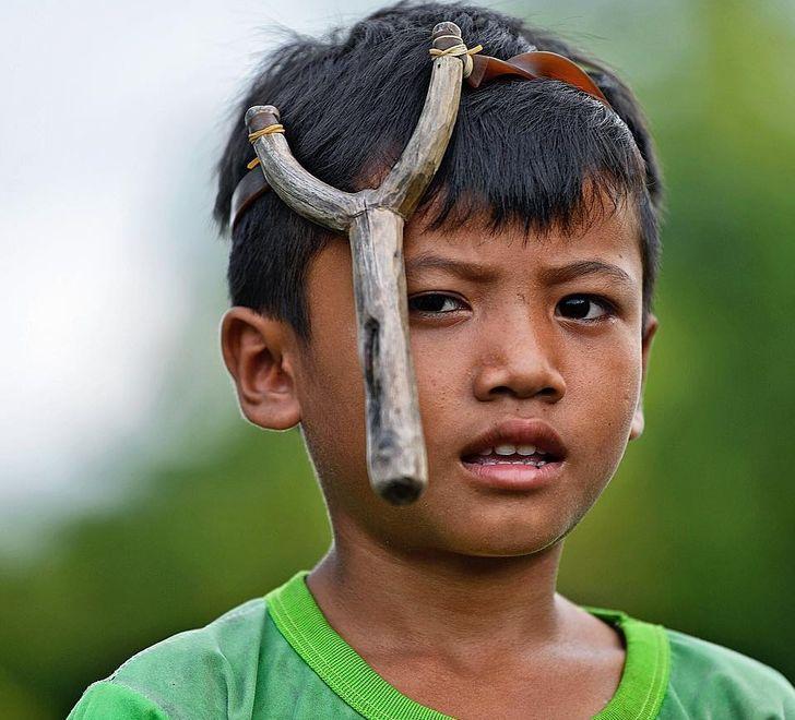 Fotógrafo mostra como é a infância em diferentes partes do mundo