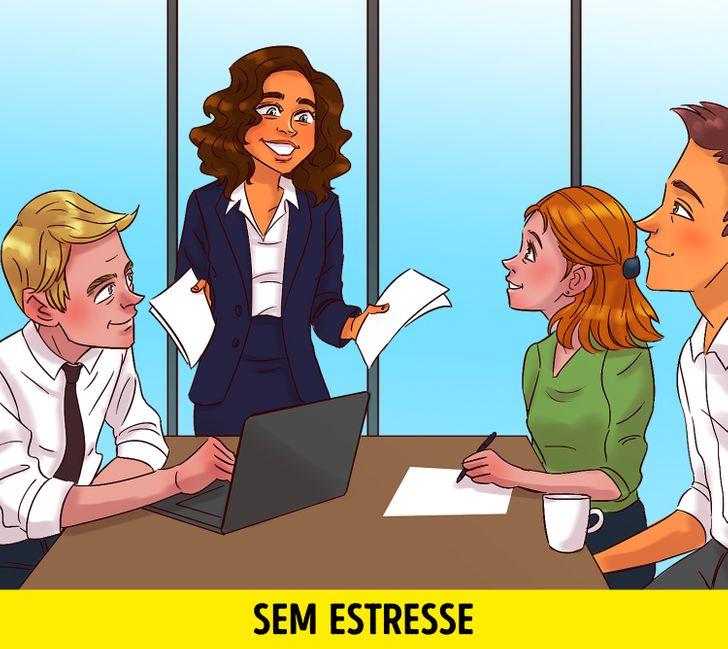 Teste: avalie se você sofre de estresse no trabalho