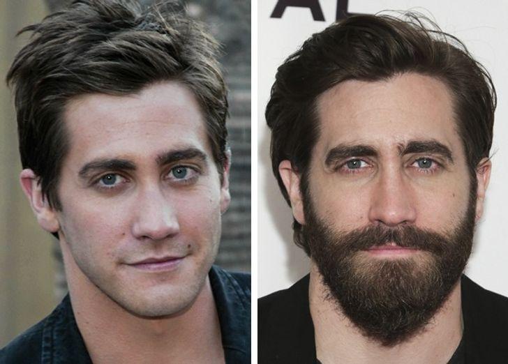 Uma bela barba faz toda a diferença
