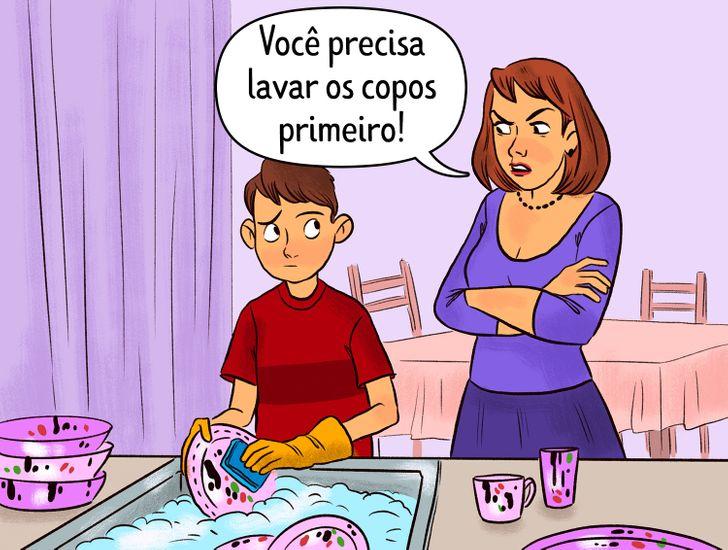 13 Divertidos comics sobre a difícil e prazerosa função de educar um adolescente