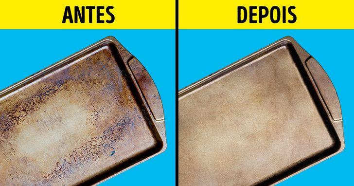 12 Truques de limpeza que vão facilitar sua vida