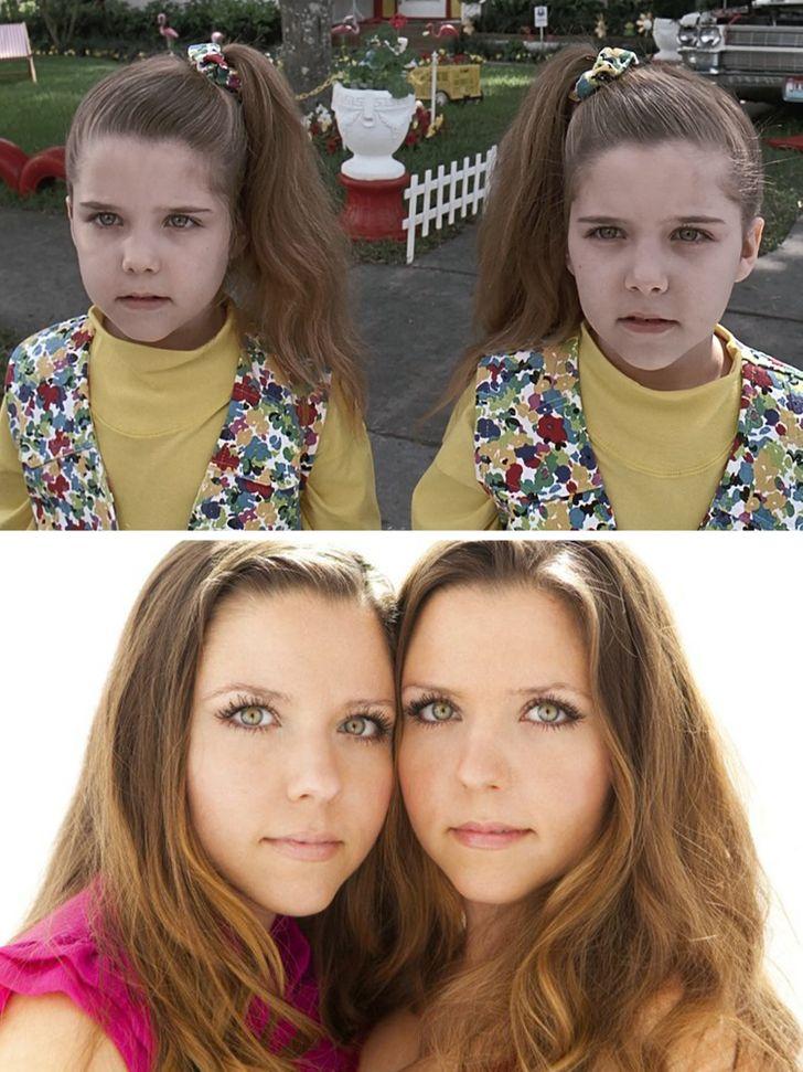 Como mudaram 8 pares de gêmeos de Hollywood, famosos nos anos 1980 e 1990
