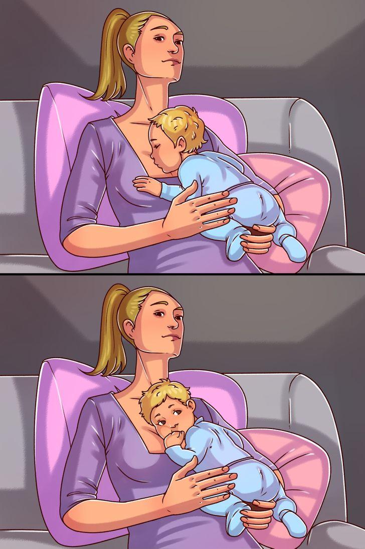 Pediatras compartilham 9 truques sobre bebês que vão facilitar a vida dos pais