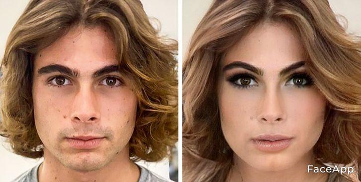 Imaginamos a versão feminina de 20 galãs brasileiros e o resultado ficou bem divertido