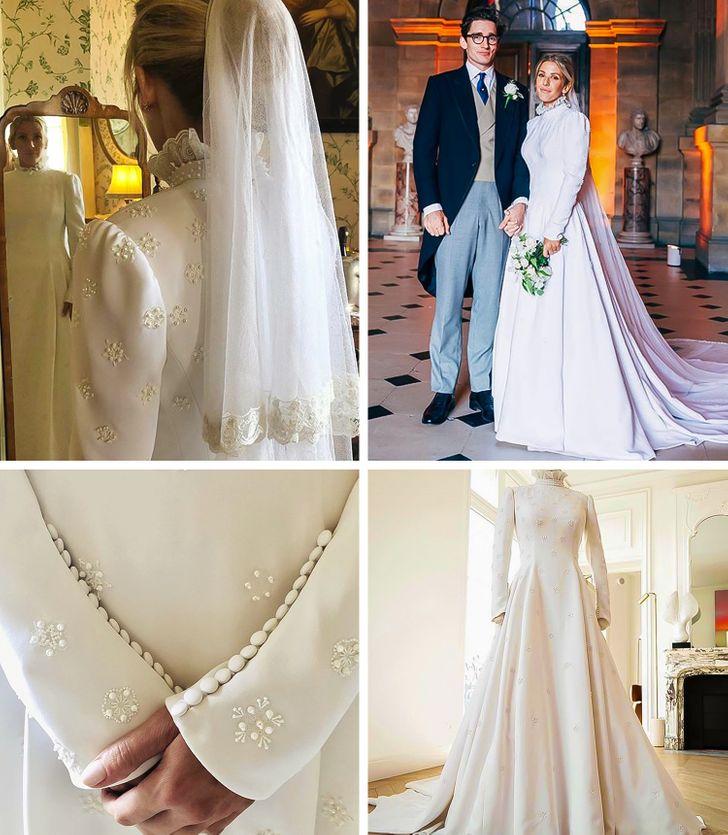 20 Vestidos de noiva usados por celebridades que parecem saídos de contos de fadas