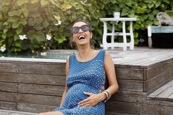 Estudo afirma que enjoos na gravidez indicam que a criança terá um QI alto