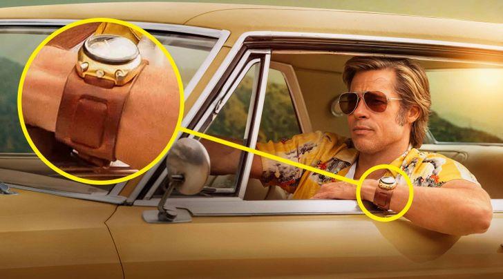 20+ Erros de continuidade em filmes que você não perceberia