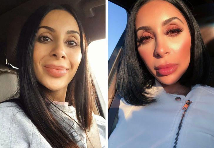 Como a maquiagem pode influenciar a percepção sobre a mulher