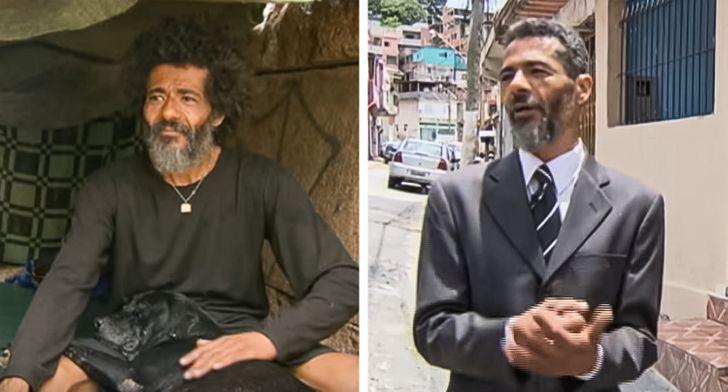 10+ Inspiradoras histórias de moradores de rua que mostram que todos merecem uma segunda chance