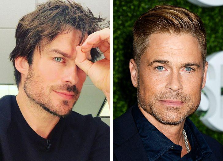 15 Pares de famosos cujas semelhanças deixam qualquer um confuso
