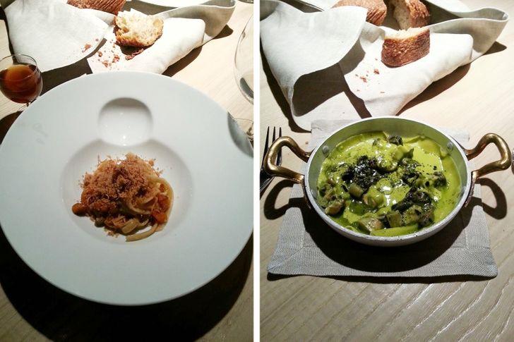 5 Pessoas mostraram como são os pratos de restaurantes Michelin (prepare-se para os preços!)