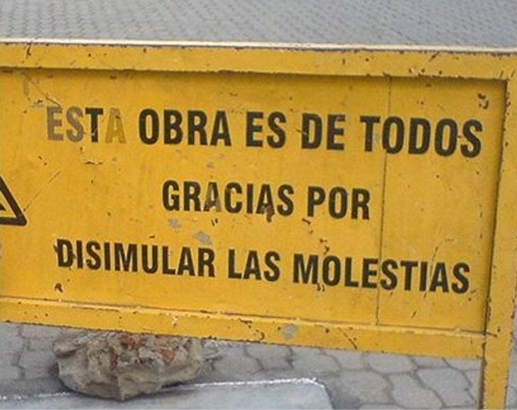 20 Placas divertidas compartilhadas por internautas