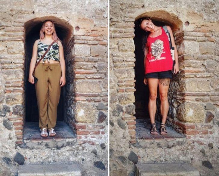 20+ Fotos que mostram o que as pessoas altas enfrentam diariamente