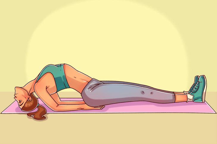 8 Exercícios para fazer no início da noite que ajudarão você a dormir como um bebê