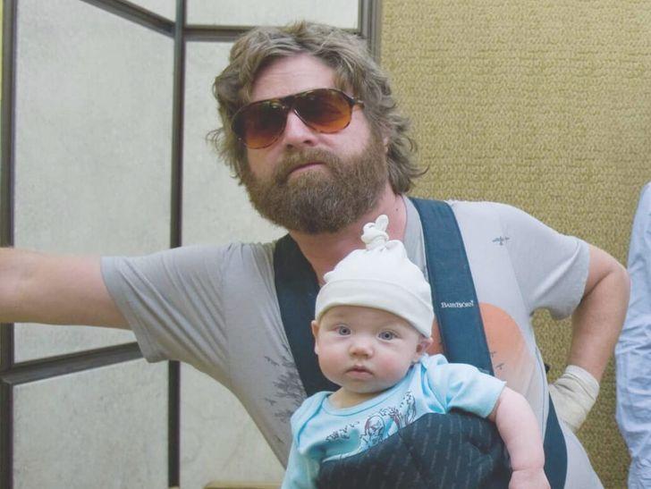 Estudo mostra como as crianças veem os homens com barba